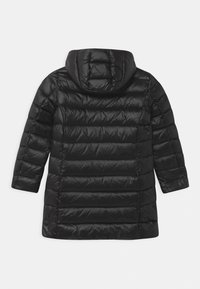 Blauer - IMPERMEABILE TRENCH LUNGHI - Down coat - black - 1
