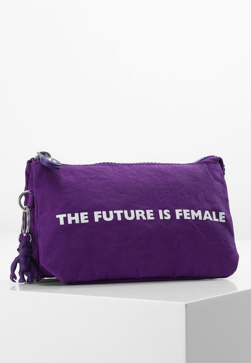 Kipling - CREATIVITY L - Trousse - future purple