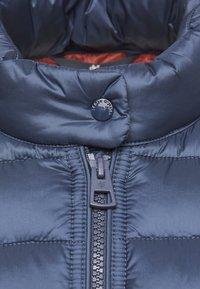 Marc O'Polo - JACKET REGULAR LENGTH WITH STAND UP COLLAR  - Winter jacket - dark night - 3