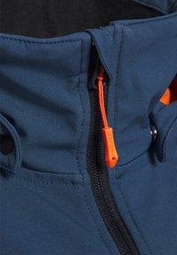 Icepeak - BIGGS - Soft shell jacket - blue - 7