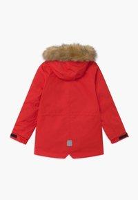Reima - NAAPURI UNISEX  - Winter coat - tomato red - 1
