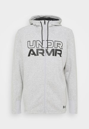 BASELINE FULL ZIP HOODIE - Hoodie - mod gray full heather