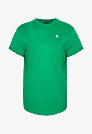 LASH - Basic T-shirt - training green