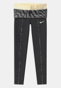 Nike Performance - ONE - Punčochy - black/coconut milk - 2
