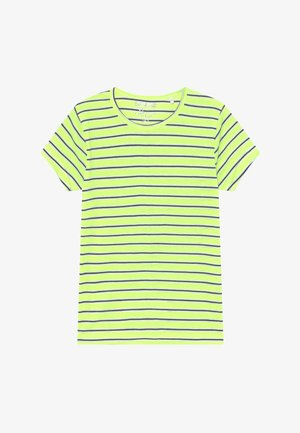 BOXY TEENAGER - Camiseta estampada - neon sun