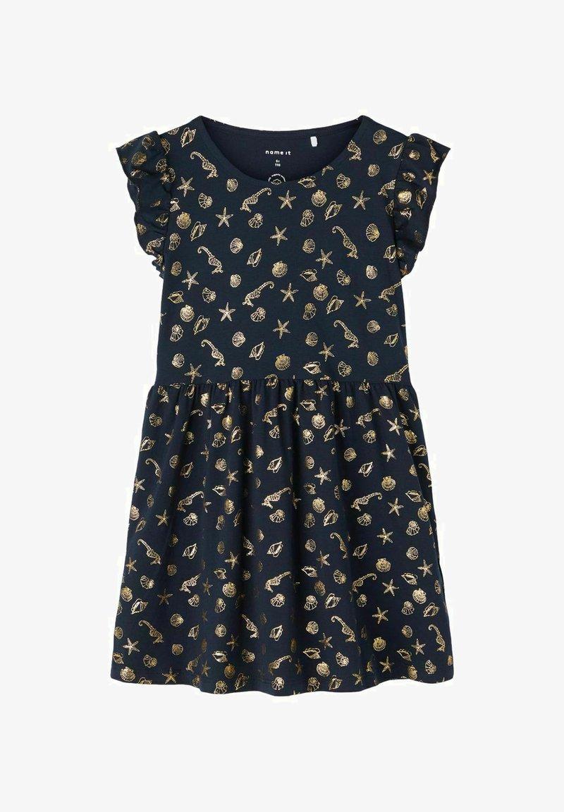Name it - Jersey dress - dark sapphire