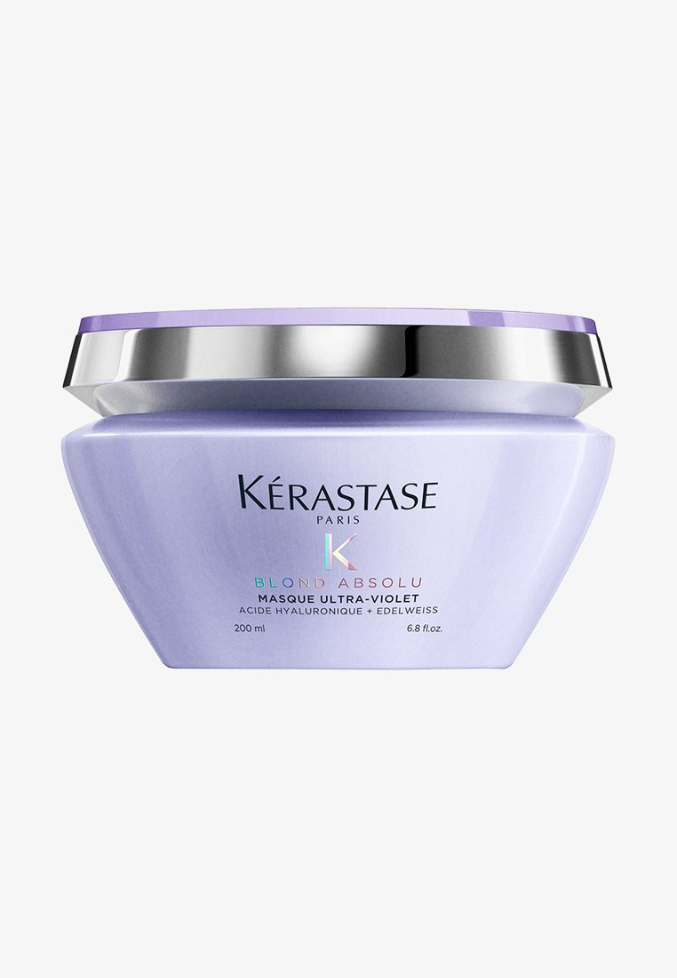 Kérastase - BLOND ABSOLU MASQUE ULTRA VIOLET - Hair mask - -