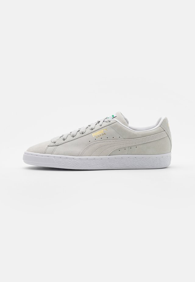 SUEDE CLASSIC - Sneaker low - gray violet/white