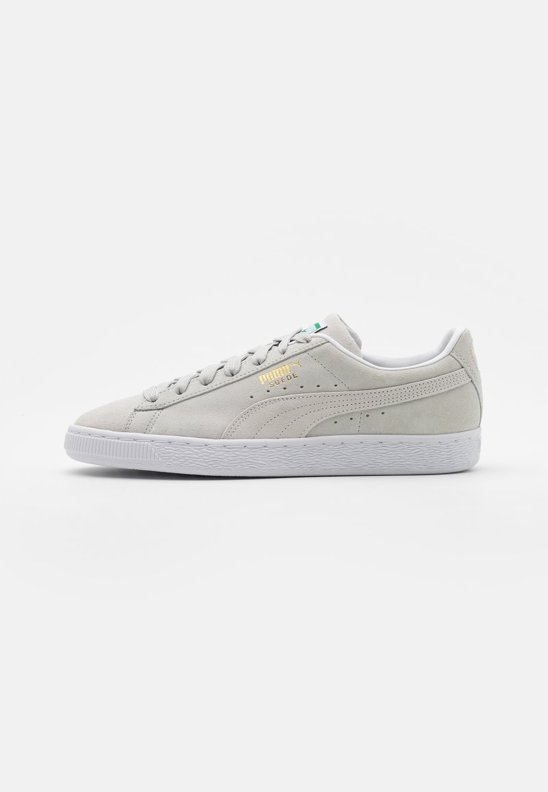 Puma - SUEDE CLASSIC - Trainers - gray violet/white
