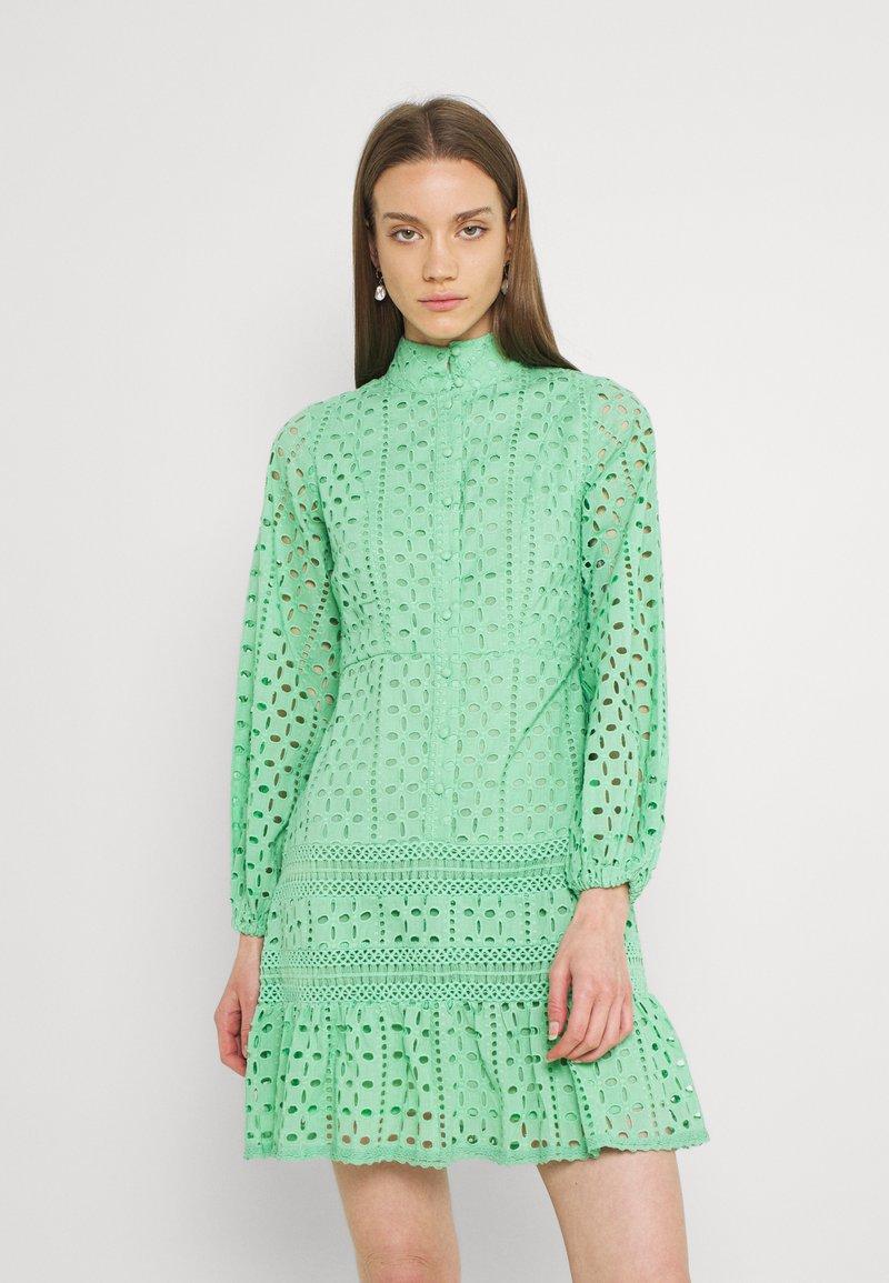 Lace & Beads - CARISSA DRESS - Cocktail dress / Party dress - green
