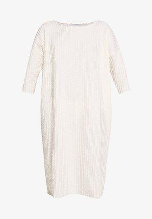 KYLIE DRESS - Jumper dress - white swan