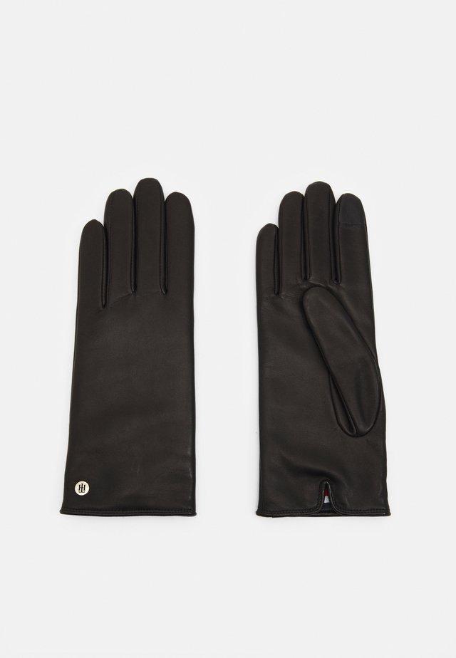 GLOVES - Handsker - black