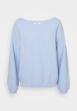 Pullover - pastel blue