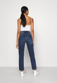 American Eagle - Slim fit jeans - deep indigo - 2
