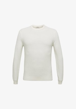 Pullover - off white
