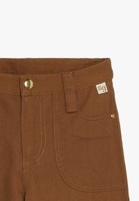 Soft Gallery - BLANCA PANTS - Tygbyxor - bone brown - 4