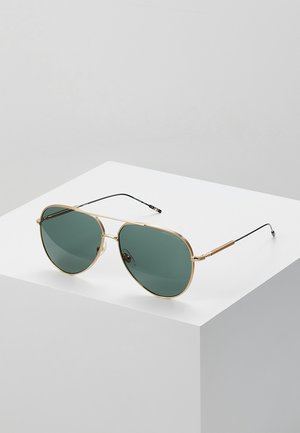 Sunglasses - gold-coloured/gold-green