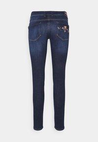 Guess - MID - Slim fit jeans - dark-blue denim - 1