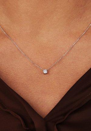 14 KARAT GOLD - Necklace - silber