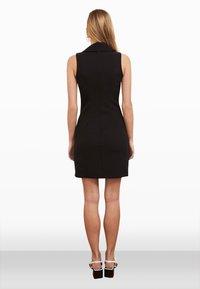 Trendyol - Shirt dress - black - 2