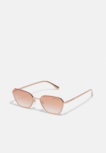 DELPHI - Solglasögon - rose gold-coloured