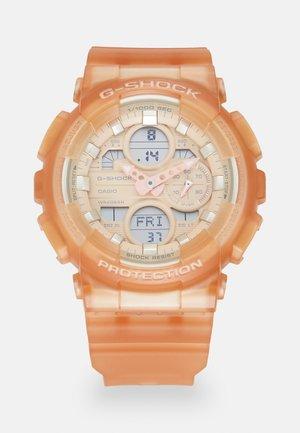 Digitální hodinky - orange