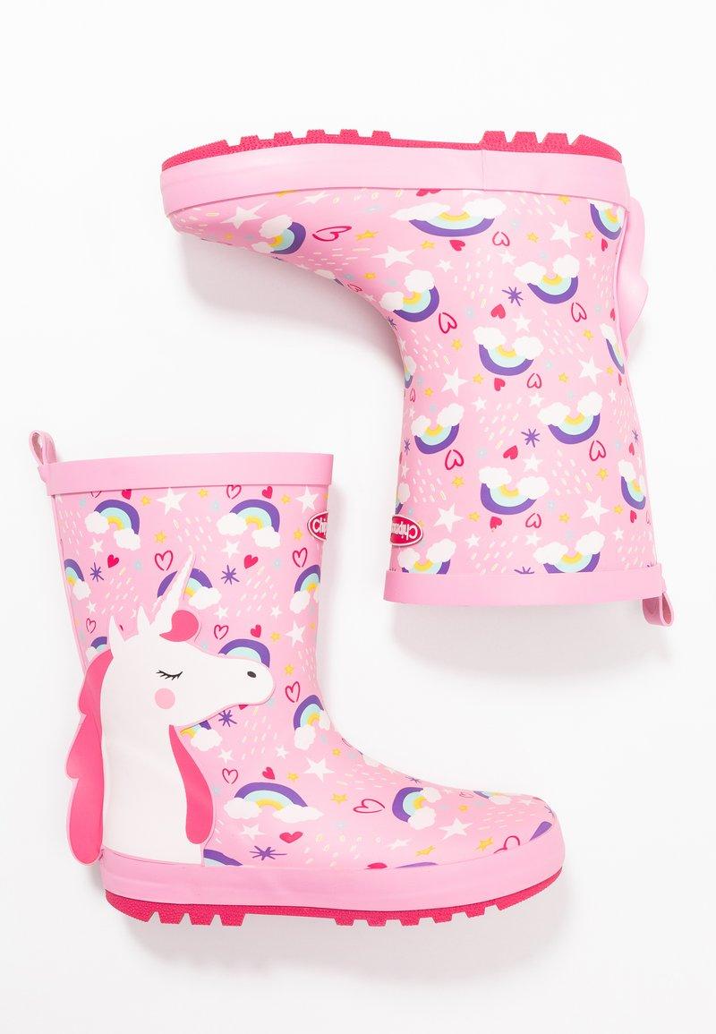 Chipmunks - OLYMPIA - Wellies - pink