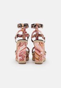 River Island - Platform sandals - pink/medium - 3