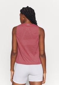 Casall - Top - comfort pink - 2