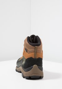 Haglöfs - SKUTA MID PROOF ECO MEN - Hiking shoes - oak/deep woods - 3