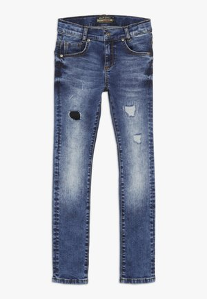 BOYS - Jeans Skinny Fit - medium blue