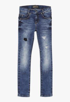 BOYS - Skinny džíny - medium blue