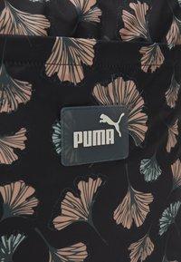 Puma - CORE POP SHOPPER - Tote bag - black - 4