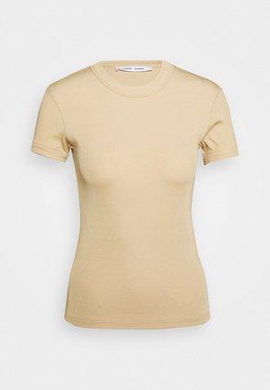 LOVA - Basic T-shirt - croissant