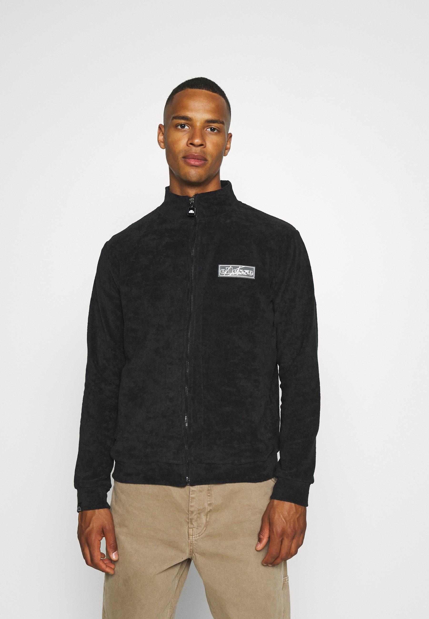 Men TCC X ELLESSE MENS TOWELLED TRACK JACKET - Zip-up sweatshirt