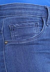 ONLY - ONLRAIN - Denim shorts - medium blue - 5