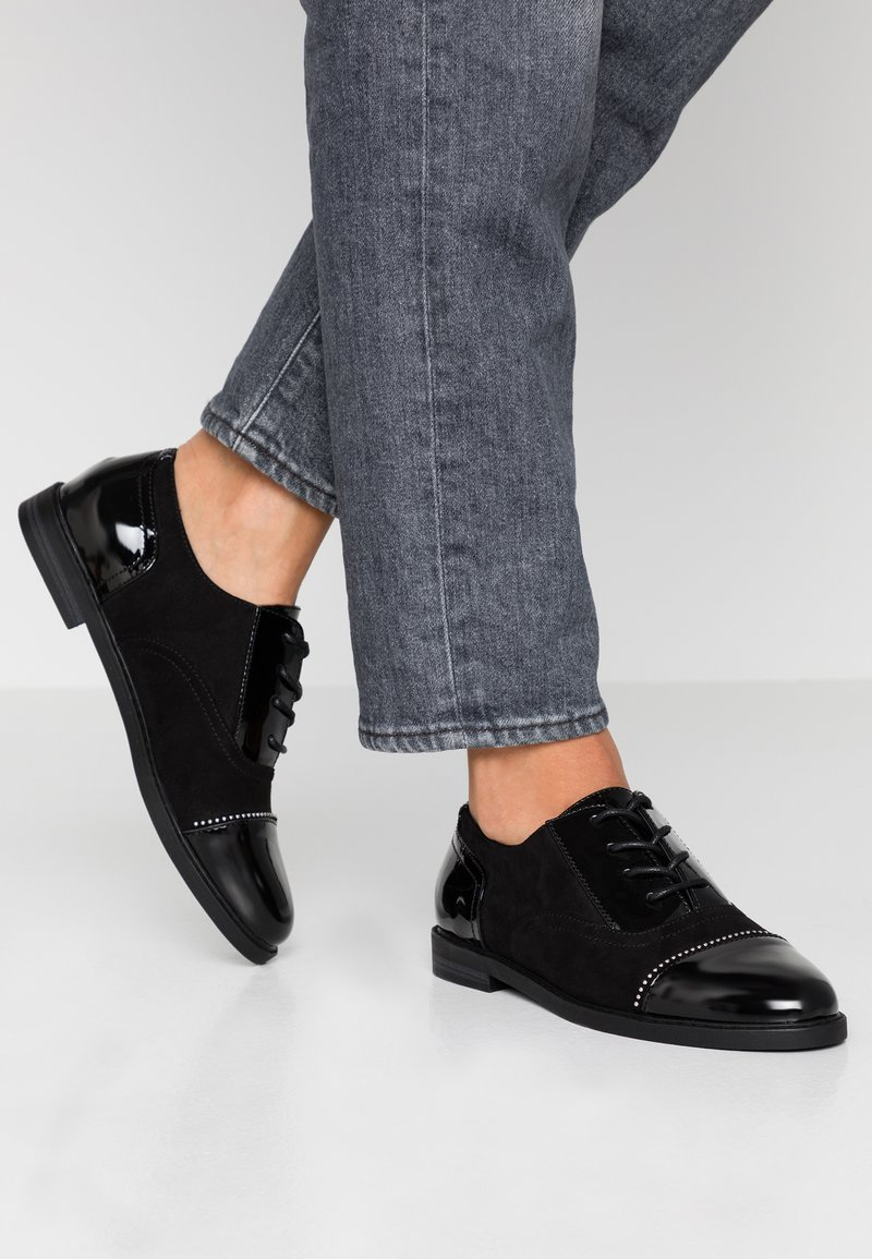Anna Field - Derbies - black