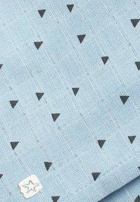 Next - UNISEX - Muslin blanket - blue - 3
