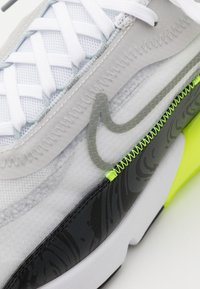 Nike Sportswear - AIR MAX 2090 - Trainers - white/cool grey/volt/black - 5
