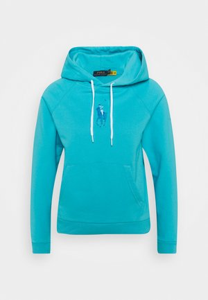 LOOPBACK - Bluza - perfect turquoise
