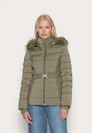 CLAUDIA JACKET - Down jacket - olive