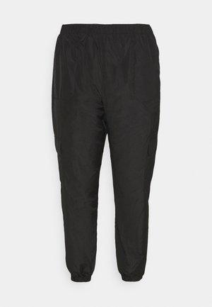 VMVELMA CARGO PANTS - Trousers - black