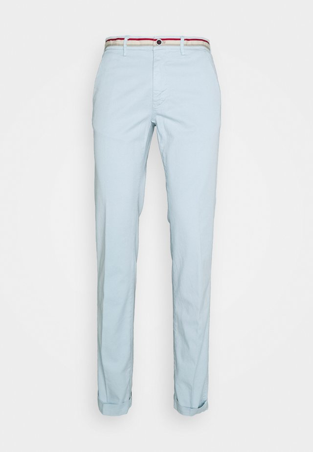 TORINO SUMMER - Chino kalhoty - light blue