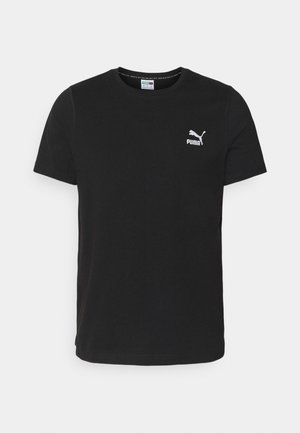 CLASSICS EMBRO TEE - Camiseta estampada - black