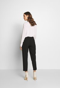 comma - TROUSERS - Trousers - black - 2