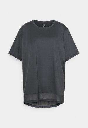 INSERT CURVE - Camiseta estampada - ombre blue