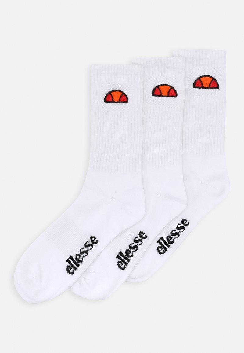 Ellesse - ILLAN 3 PACK - Sports socks - white