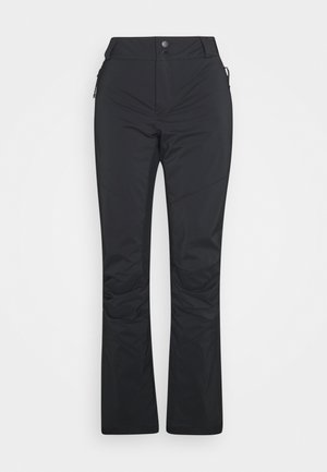 BACKSLOPE - Snow pants - black