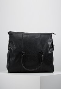 Pier One - UNISEX - Weekend bag - black - 5