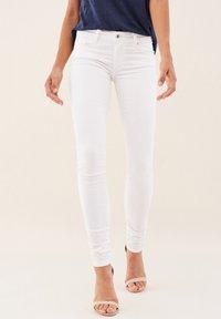 Salsa - PUSH UP SKINNY - Jeans Skinny Fit - weiß_0001 - 0